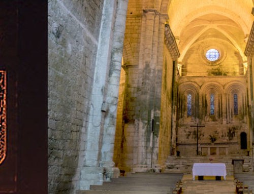 L'abbaye sous la domination des Ferrières – Sauvebeuf