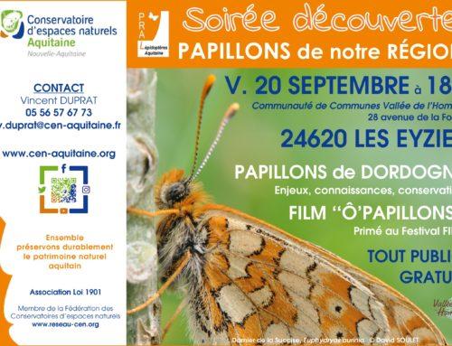 Papillons de Dordogne